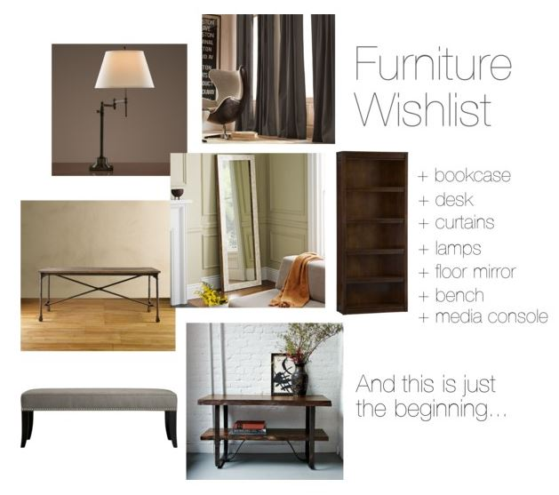 Furniture Wishlist