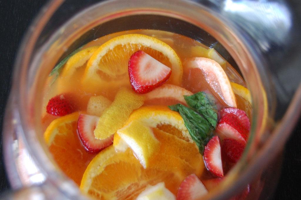 Summer Citrus Sangria
