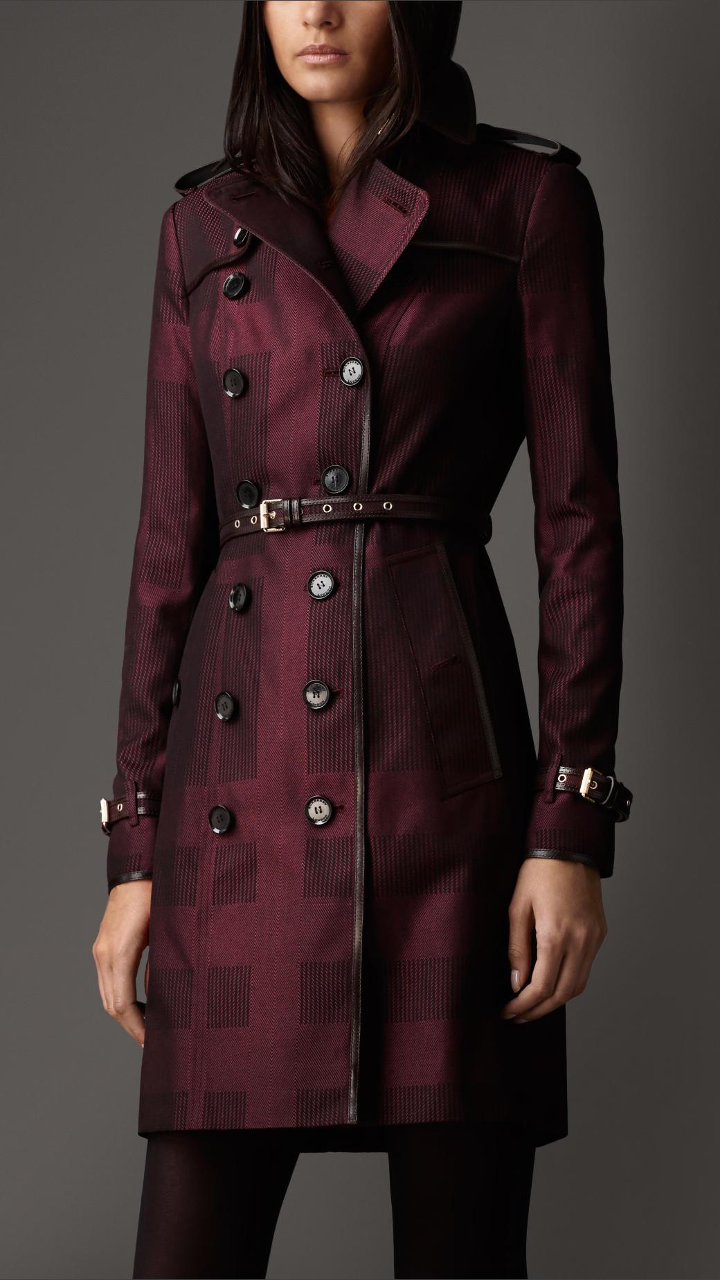 Fancy Friday Burberry Coats