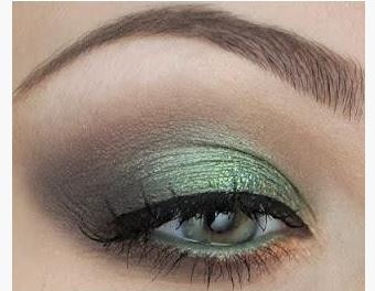 forest green copper eyes