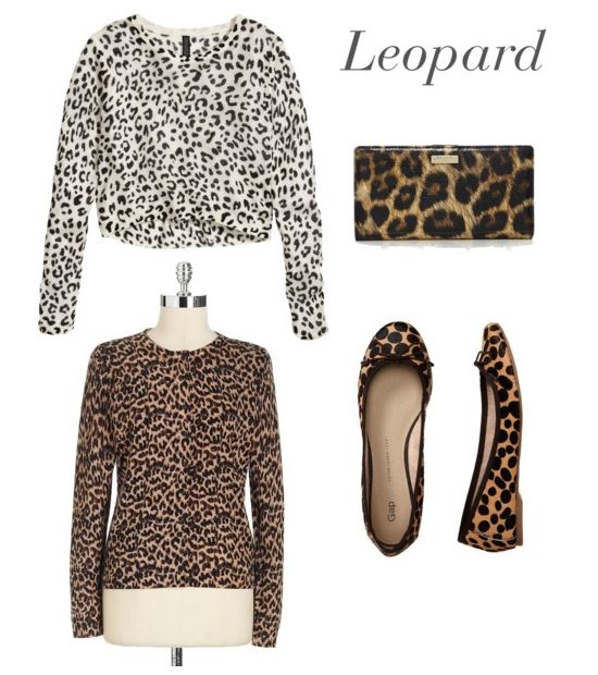 How She'd Wear It - leopard | Classic Patterns