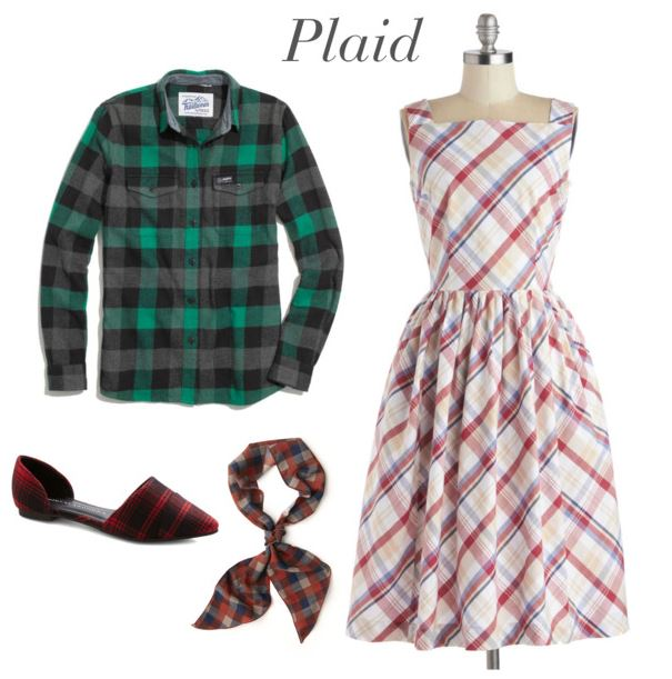 How She'd Wear It - plaid | Classic Patterns