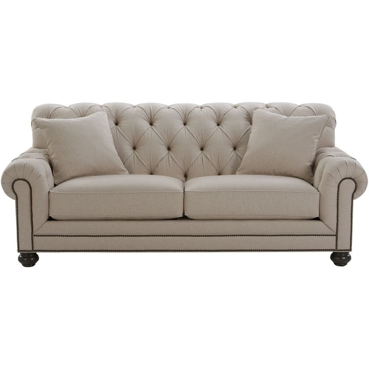 Ethan Allen Chadwick Express Sofa | Fancy Friday - Dream Apartment Decorating