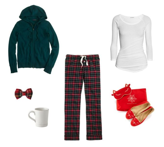 How She'd Wear It with Style and Cheek | Christmas Day Outfits | Christmas Morning