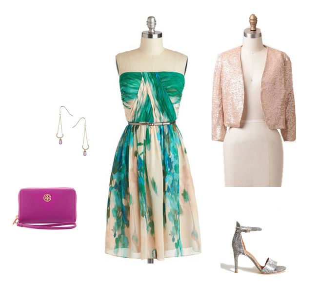 How She'd Wear It with Style and Cheek - Radiant Orchid Accessories
