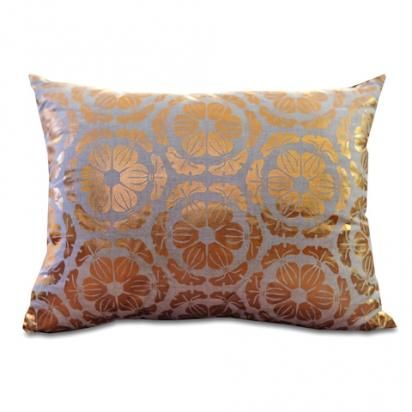 Lulu & Georgia Celuk Pillow, Bronze | Fancy Friday - Adding Personality with Throw Pillows