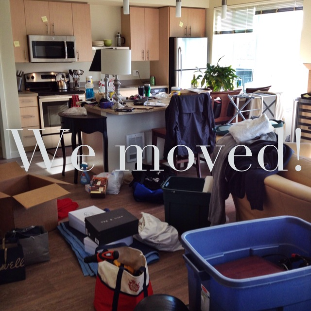 We moved to a new apartment! | Style and Cheek |