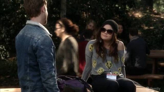 Aria is hungover   Pretty Little Liars Cover for Me