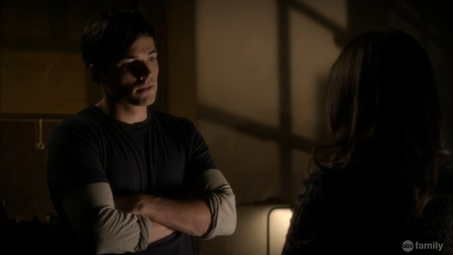 Is EZRIA really over   Pretty Little Liars Cover for Me