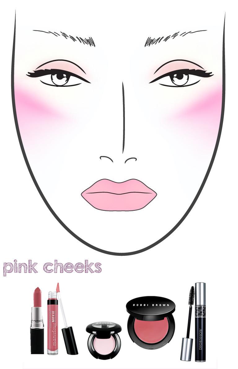 Pink Blush | The Makeup Lady - Pink Makeup