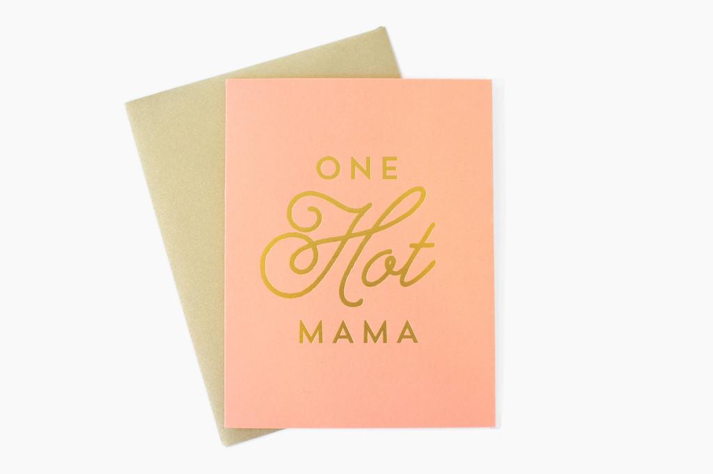Hot Momma Card Moorea Seal