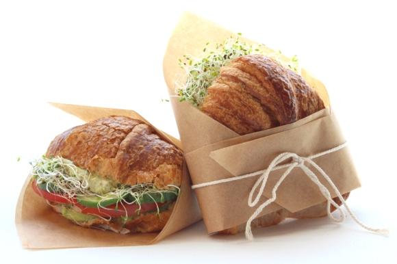 Perfect Picnic Recipes: Croissant Sandwich | Free People Blog | Pinterest Picks - Picnic Recipes