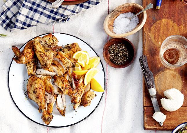 Roast Provençal Chicken | bon appétit | Pinterest Picks - Picnic Recipes