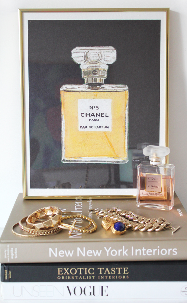 MadeByGirl Chanel No5 (Black) by Anne Harwell | Fancy Friday - Inspired by MadeByGirl