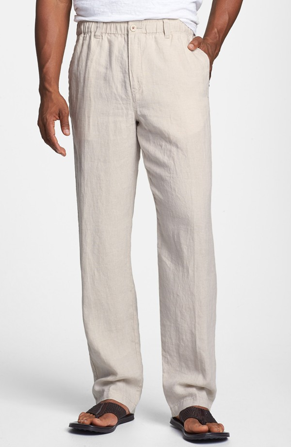 Tommy Bahama 'New Linen on the Beach' Pants | Pinterest Picks - Father's Day Gift Ideas