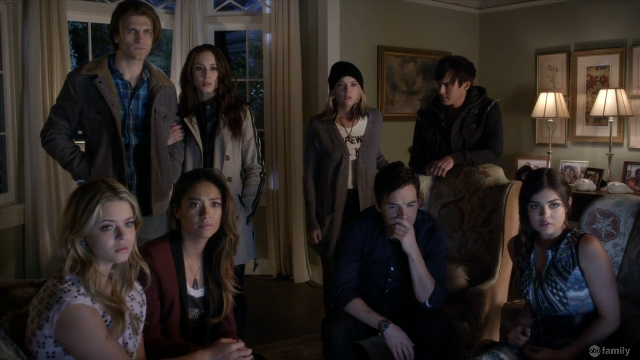 The Liars and their partners in crime | Pretty Little Liars Miss Me x 100
