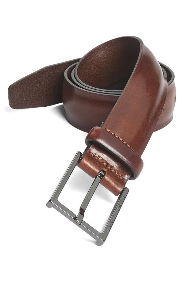 BOSS HUGO BOSS 'Cereto' Belt | Nordstrom Anniversary Sale 2014 Picks for Men