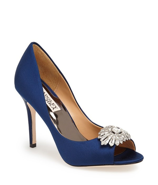 Badgley Mischka 'Hollie' Pump