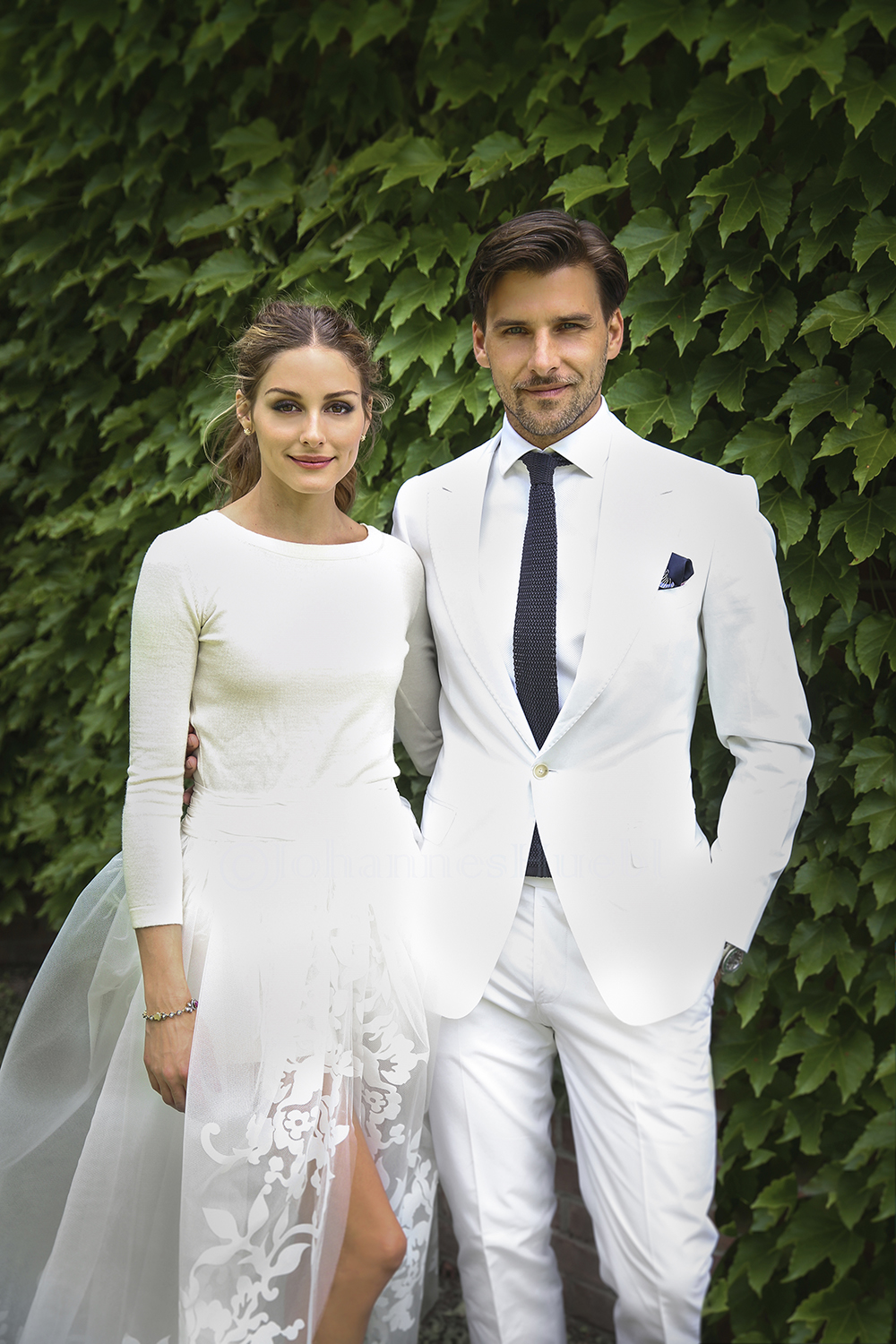 Olivia Palermo and Johannes Huebl Civil Ceremony | Inspired by Olivia Palermo's Wedding Look