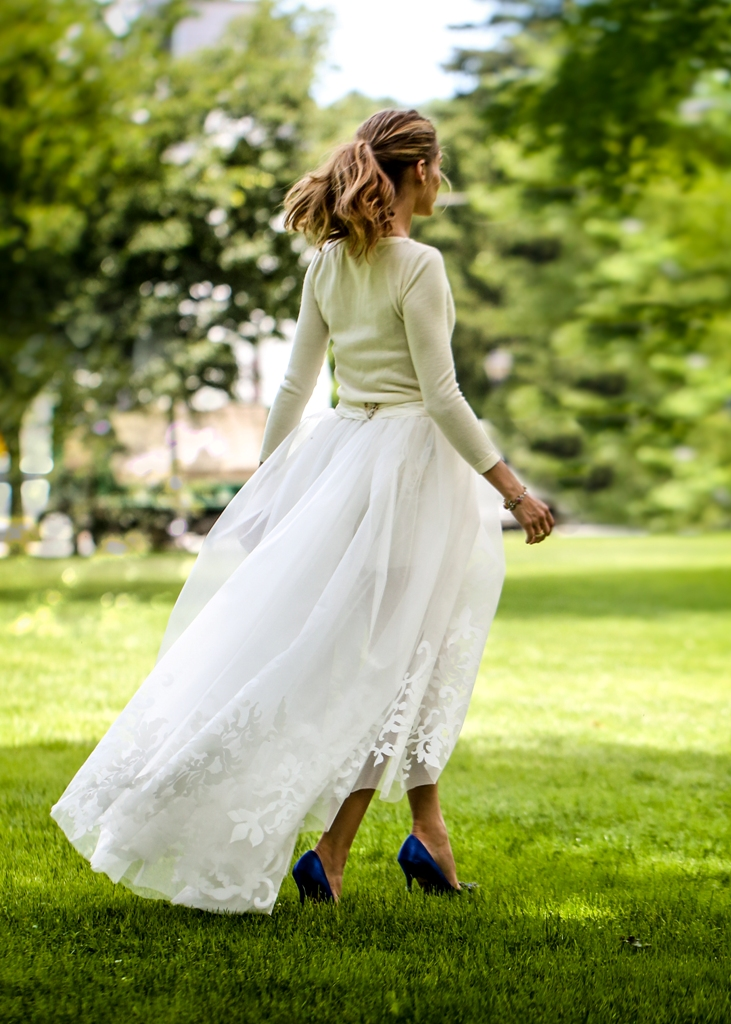 Olivia Palermo's and Johannes Huebl's Civil Ceremony Olivia's outfit | Inspired by Olivia Palermo's Wedding Look