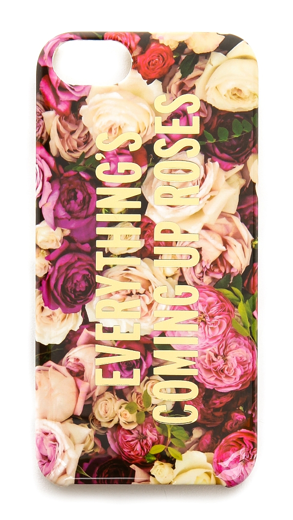 Kate Spade New York Everything's Coming Up Roses iPhone 5 / 5S Case | Fancy Friday - Garden Party Floral Prints