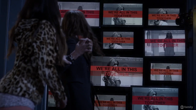 We're All In This Together Now, by NIN | Pretty Little Liars No One Here Can Love or Understand Me