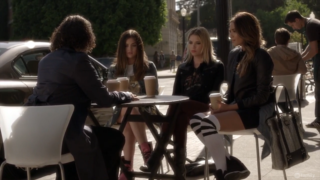 Roma Maffia uses Soul Glo | Pretty Little Liars No One Here Can Love or Understand Me