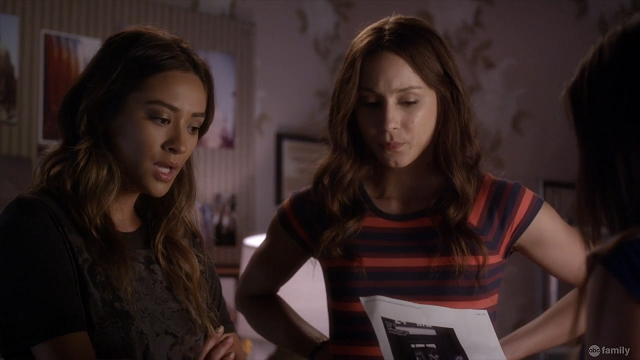 Spencer tries her first sour Warhead | Pretty Little Liars No One Here Can Love or Understand Me