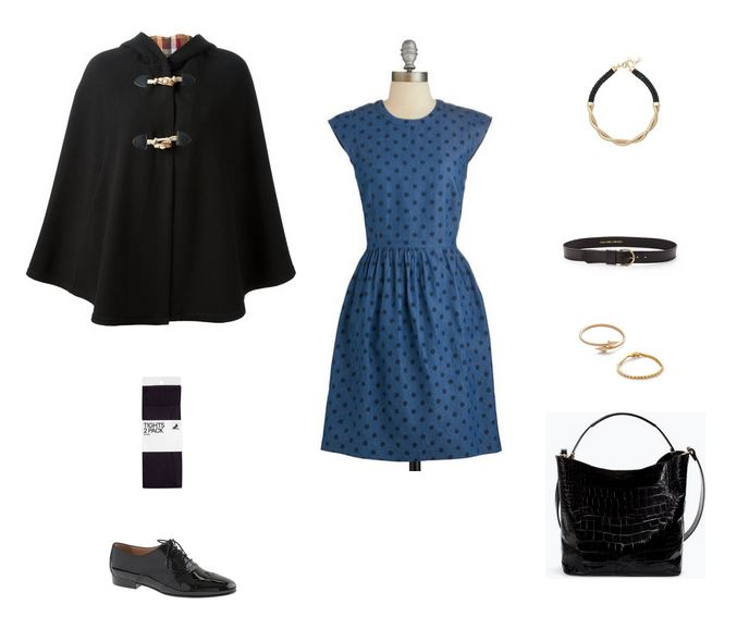 How She'd Wear It with Style and Cheek - Denim Dresses | Classy Denim Dress