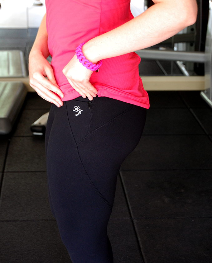 Lorna Jane Dash Excel Tank Amy FL Tight | Lorna Jane Review and Giveaway with Style and Cheek