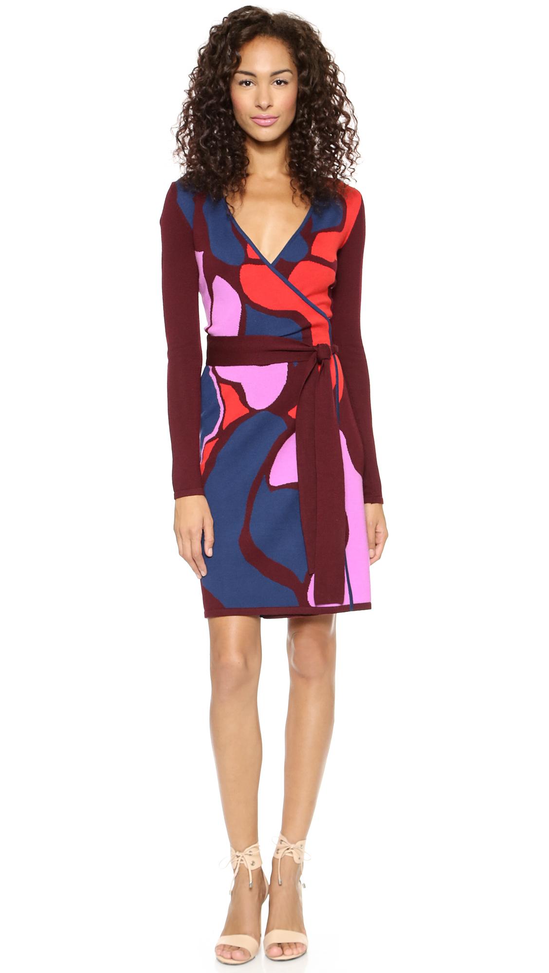Diane von Furstenberg Linda Wrap Dress   Fancy Friday - Diane von Furstenberg Wrap Dresses