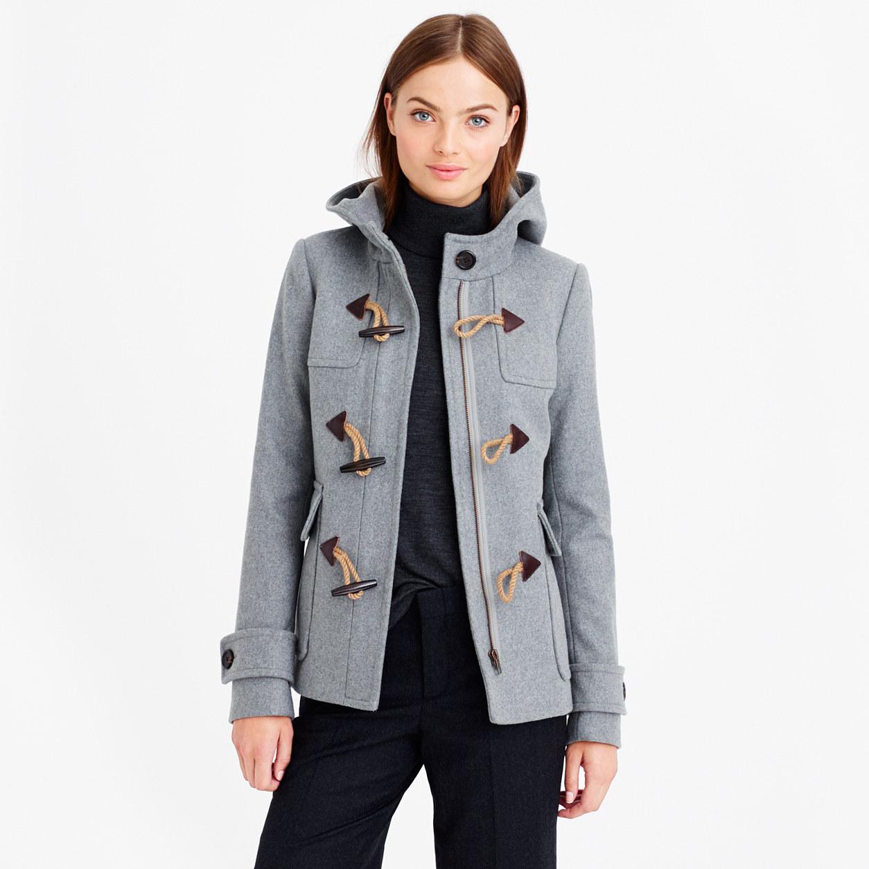 J.Crew Classic Duffle Coat | Fall Coats for 2014