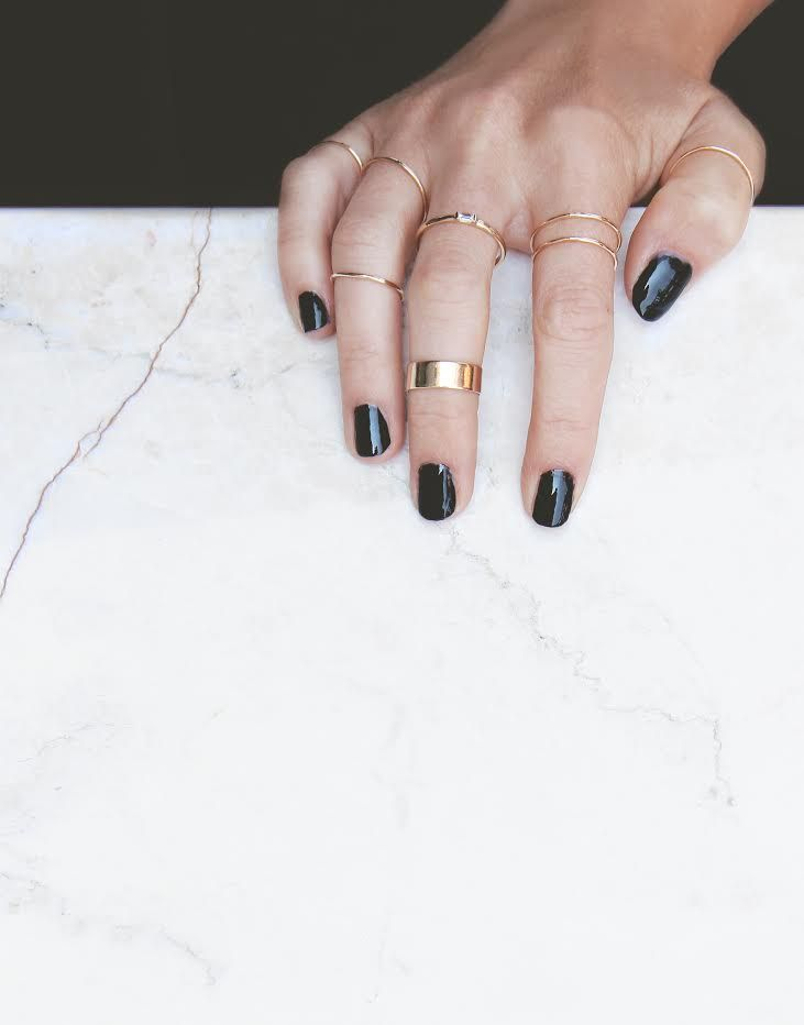 vrai and oro rings | Pinterest Picks - Witchy Woman, Witchy Style