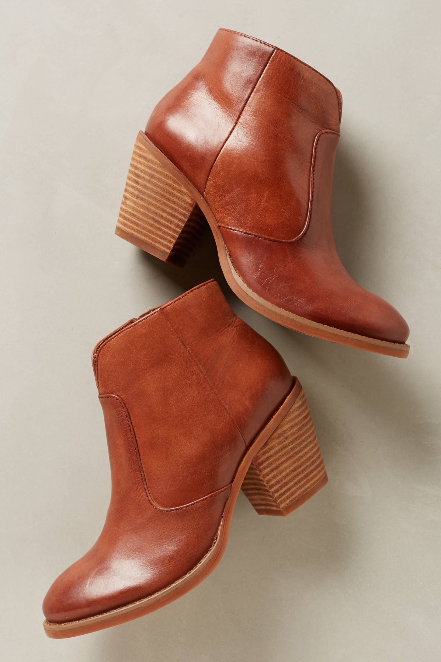 Seychelles Keystone Booties from Anthropologie | How to Wear Dresses in Fall