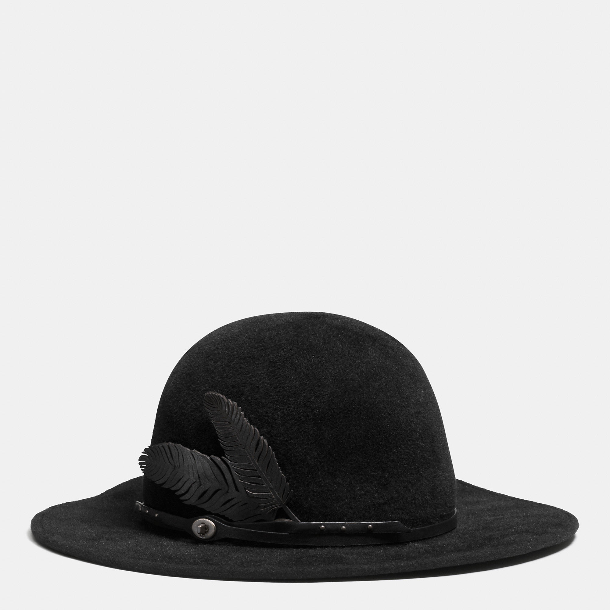 Coach Felt Hat | Fancy Friday – Coach Fall 2014 Collection