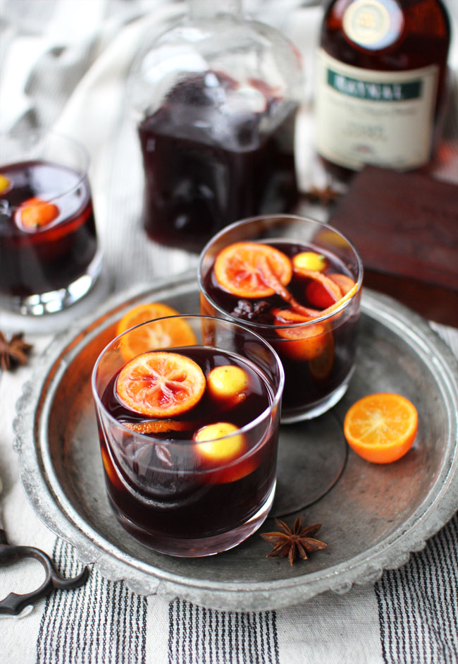 Mulled Wine | Flourishing Foodie | Six Fall Cocktails to Try this Season