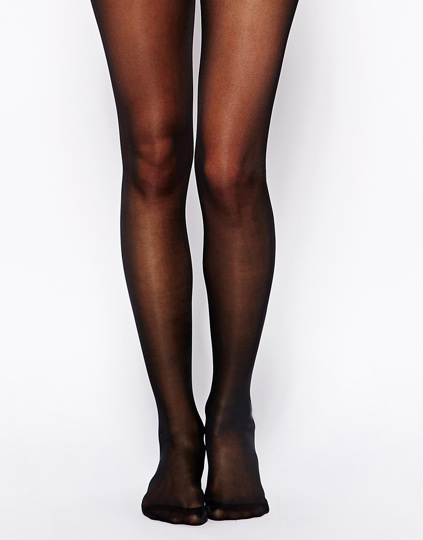 Wolford Miss W 30 Denier Support Tights | How to Wear Dresses in Fall