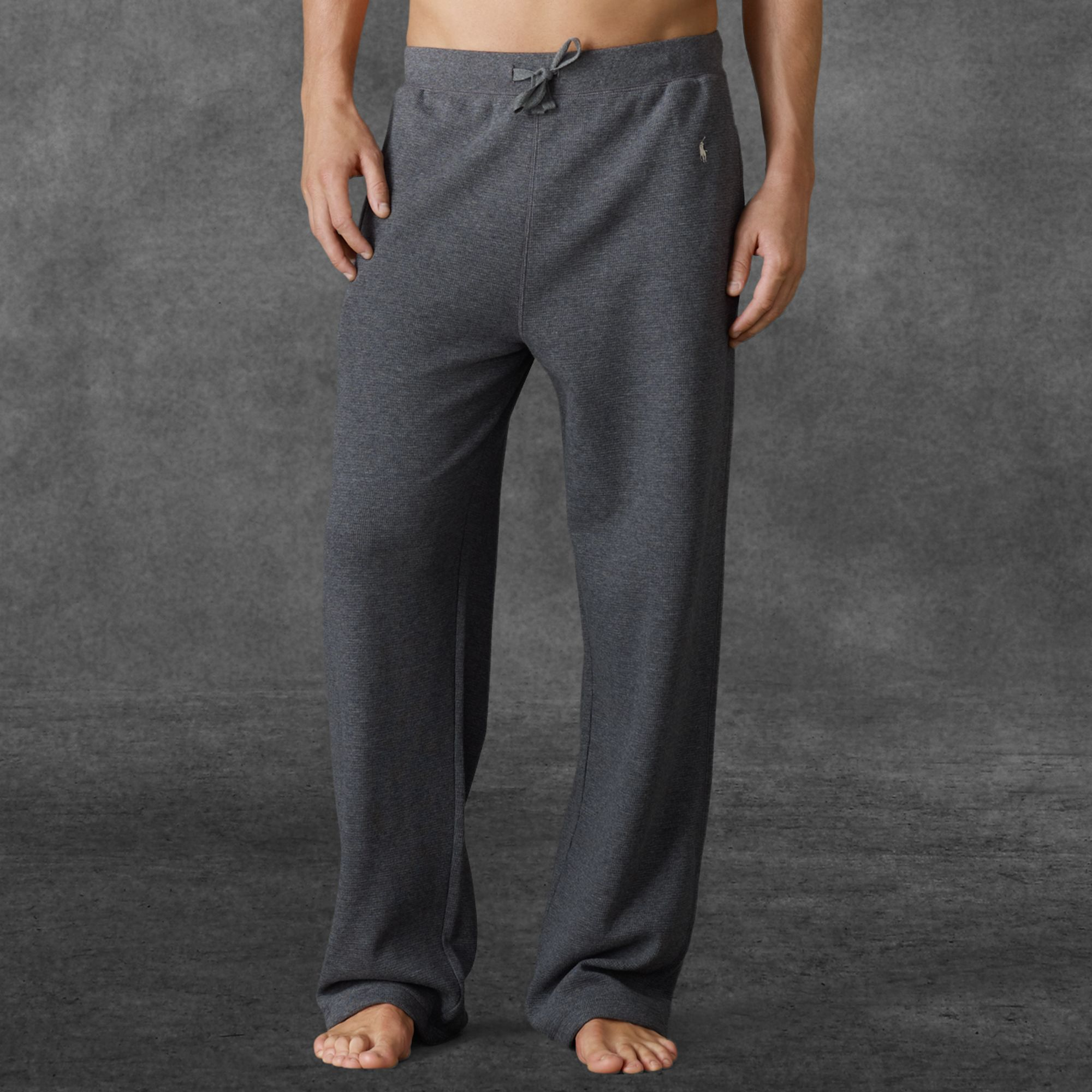 Polo Ralph Lauren Waffle-Knit Pant | 10 Fall Wardrobe Essentials for Men