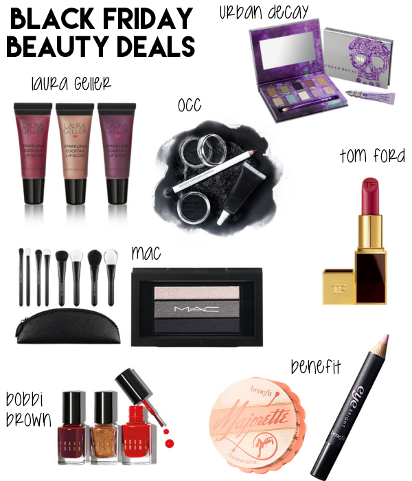 Black Friday Beauty Deals | The Makeup Lady