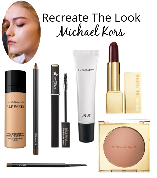 Recreate The Look Michael Kors | The Makeup Lady | Style and Cheek's Favorite Blog Posts of 2014