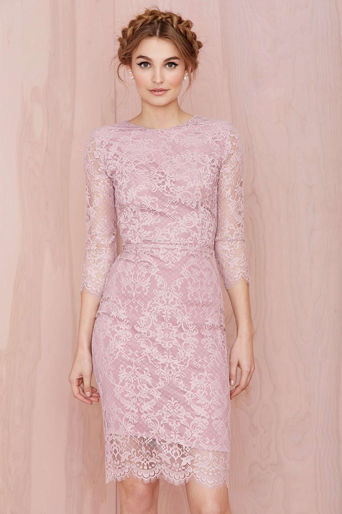 For Love and Lemons Pot Pourri Lace Dress from Nasty Gal | 6 Perfect New Year's Eve Dresses
