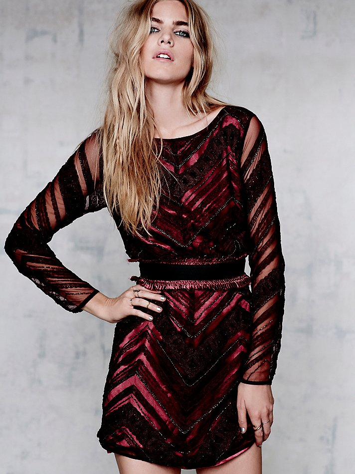 Free People FP New Romantics Future Heirloom Dress | 6 Perfect New Year's Eve Dresses