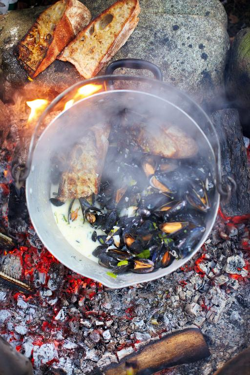 Highland Mussels Juicy Whisky Creamy | Jamie Oliver | Seafood Recipes for Christmas Eve