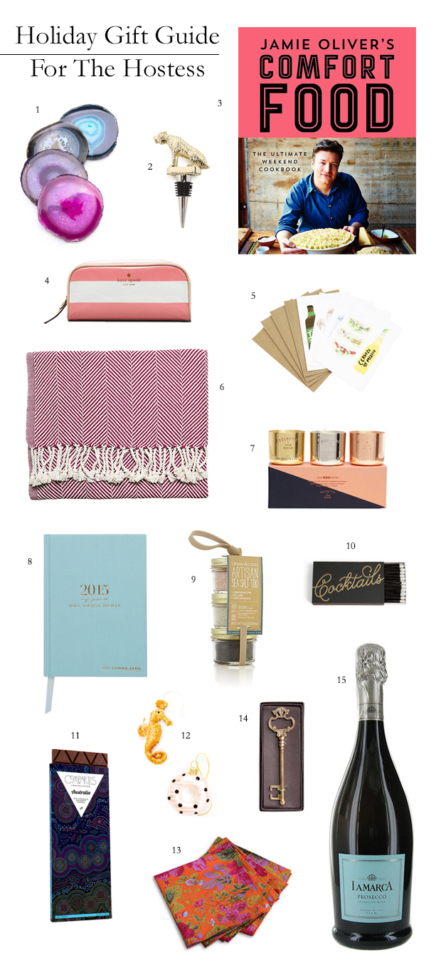 Holiday Gift Guide for The Hostess | Style and Cheek