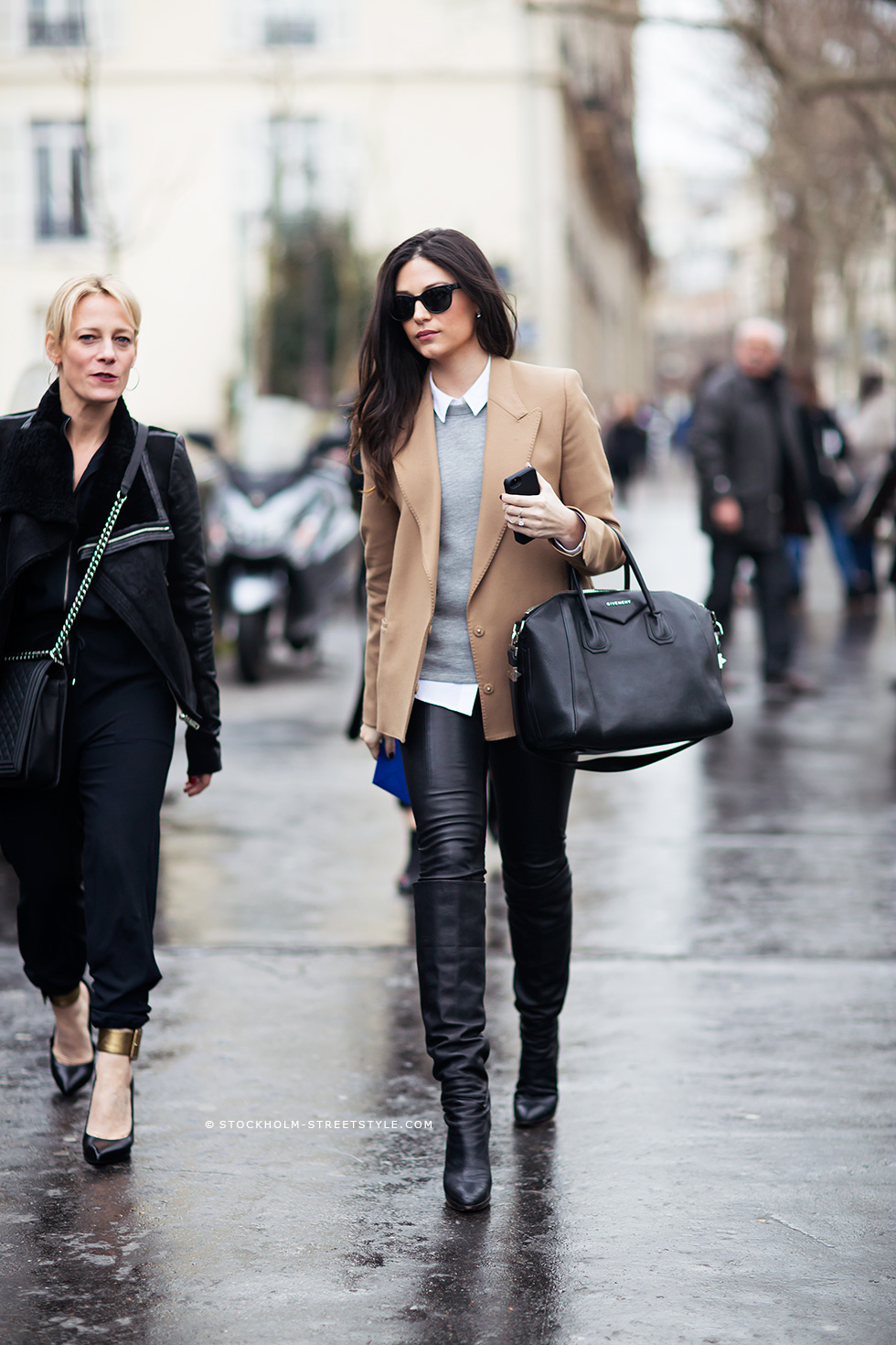 In The Moment | Carolines Mode Stockholm Street Style | Pinterest Picks - Winter Layers