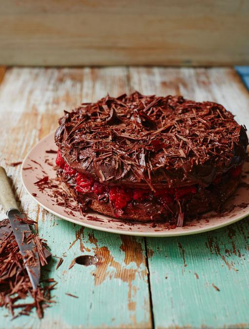 Gluten-free Chocolate Cake | Jamie Oliver | Six Sinful Chocolate Desserts