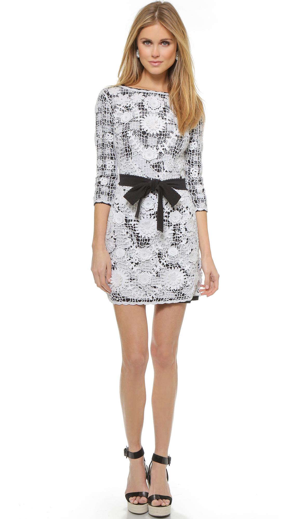 Diane von Furstenberg Kennie Wrap Dress | Diane von Furstenberg Spring Style