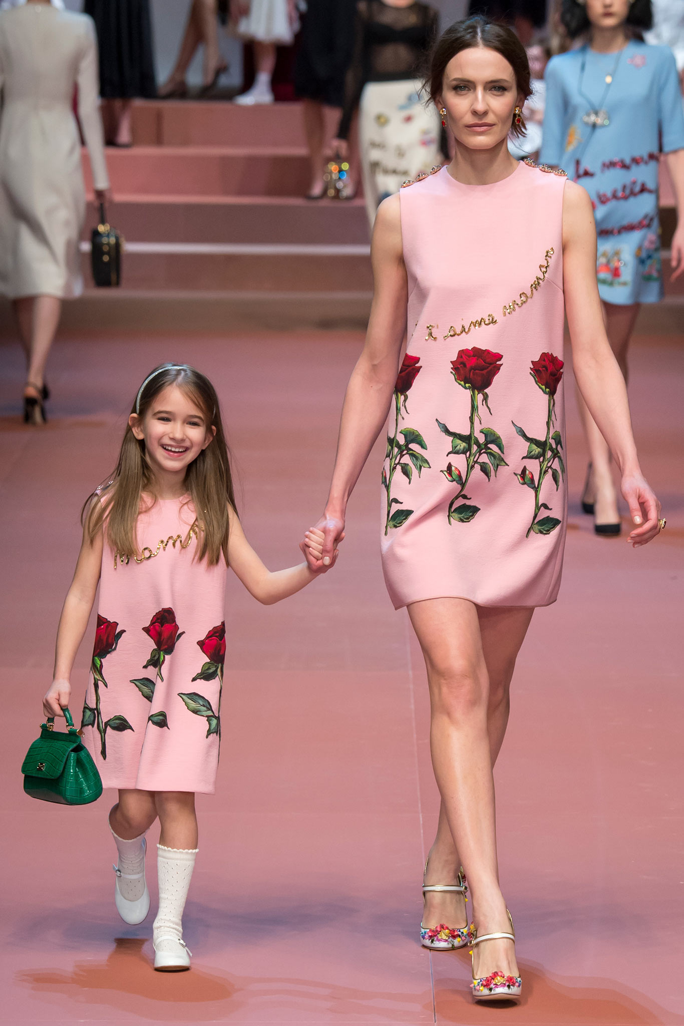 Dolce & Gabbana Fall 2015 Ready-to-Wear Photo: Yannis Vlamos / Indigitalimages.com | Style.com | Fall 2015 RTW Runway Looks