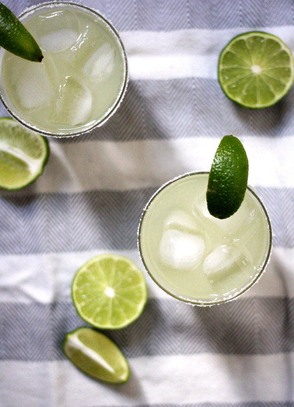 Recipe: The Best Margaritas | Victoria McGinley | Six Green Cocktails for St. Patrick's Day