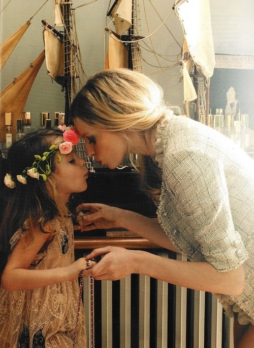 Mom and daughter - Mother's Day Ideas